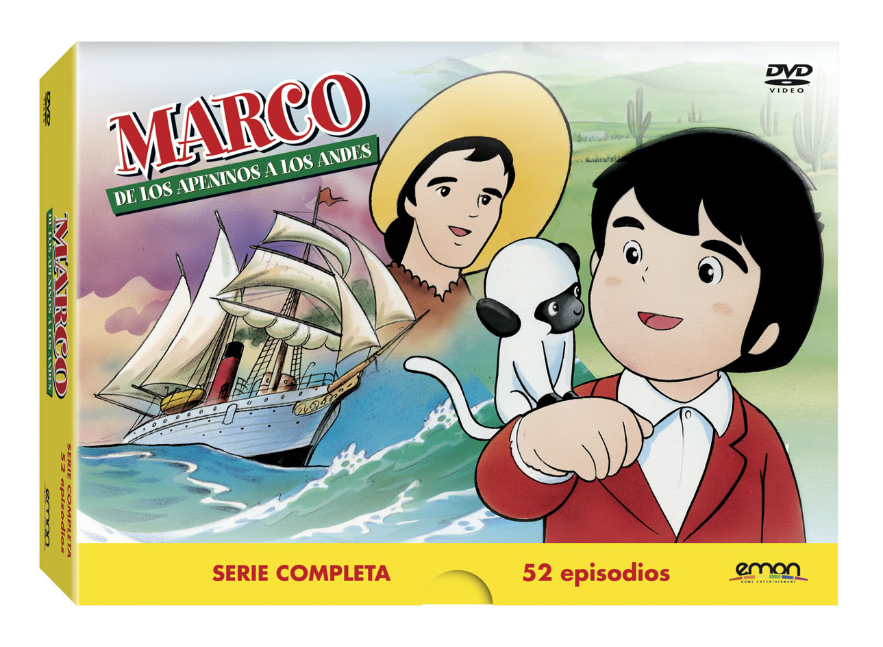 Marco Digistack DVD