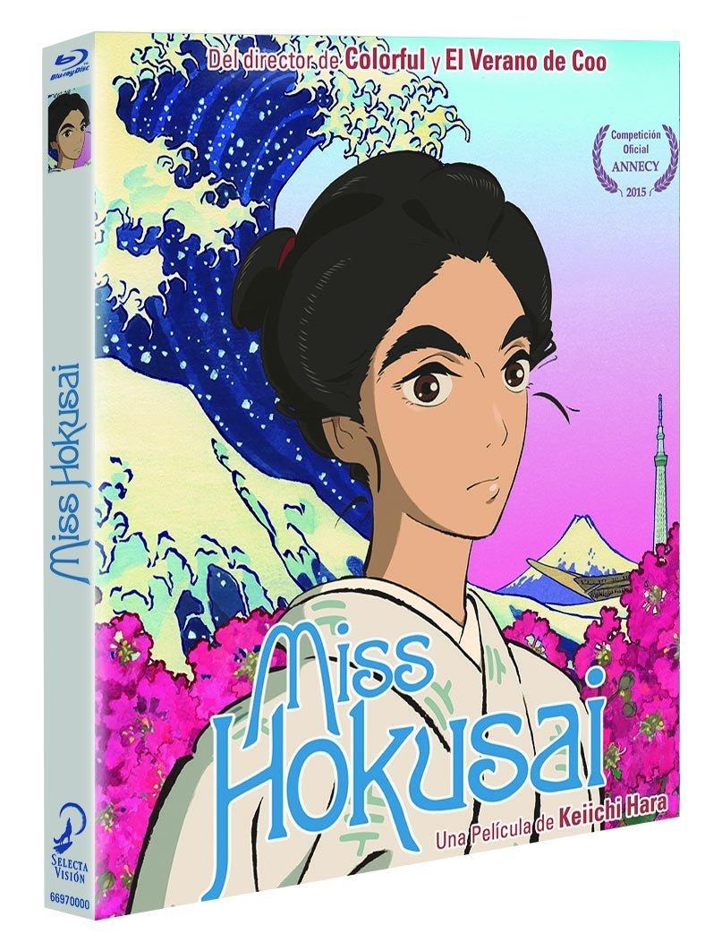 Miss Hokusai BD