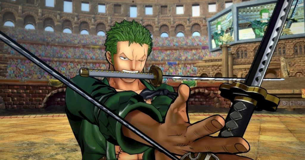 One Piece Burning Blood Roronoa Zoro