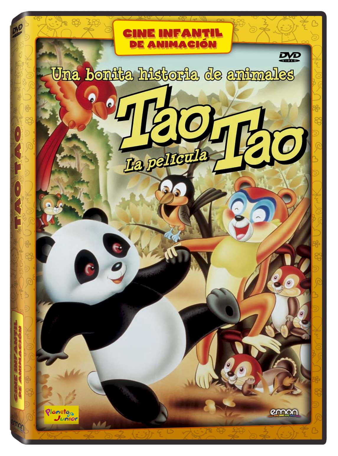 Tao Tao La Película DVD ANIM