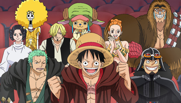 One Piece y Star Wars