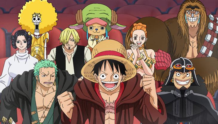 One Piece y Star Wars