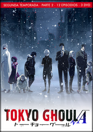 Tokyo Ghoul T2 DVD