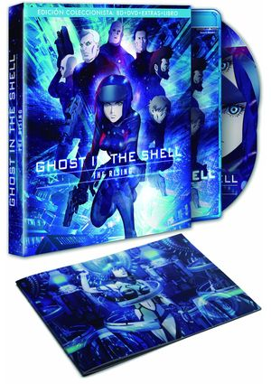 Ghost in the Shell: La Nueva Película - The Rising (Ed. Coleccionistas)