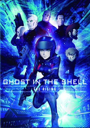 Ghost in The Shell Rising DVD