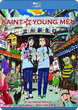 Saint Young Men BD Eco