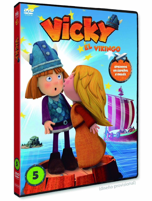 Vicky el Vikingo 3D 05