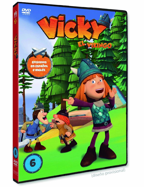 Vicky el Vikingo 3D 06