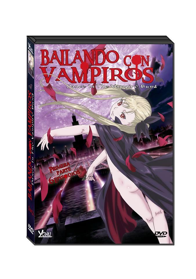 Bailando con Vampiros Parte 1 DVD