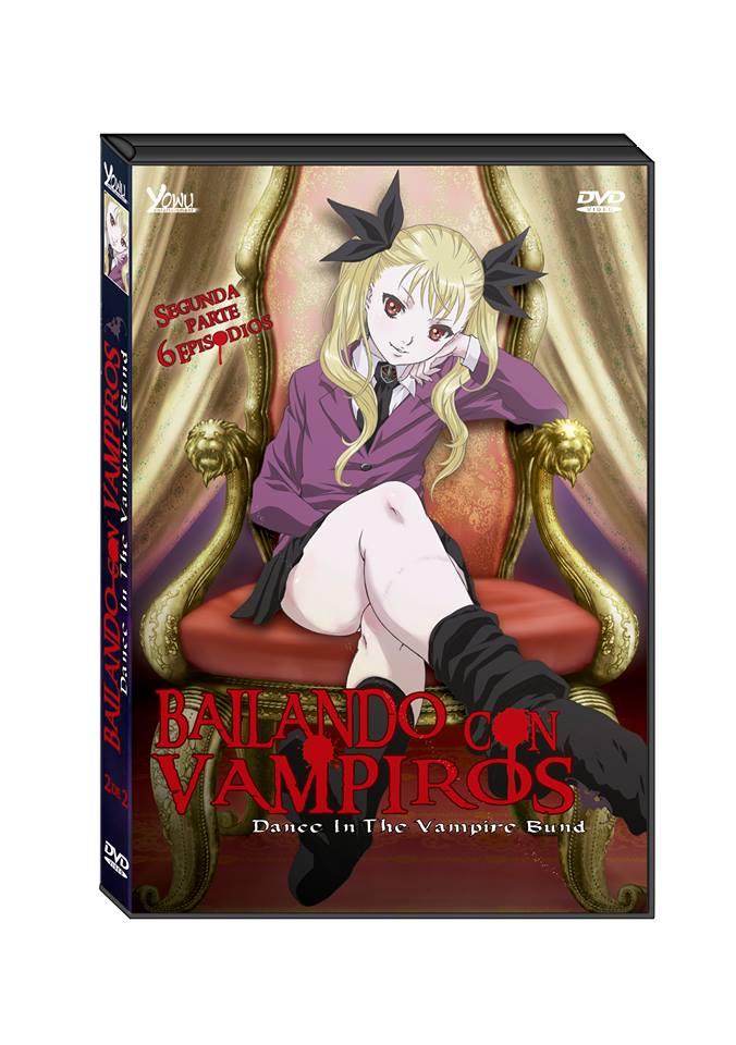 Bailando con Vampiros Parte 2 DVD