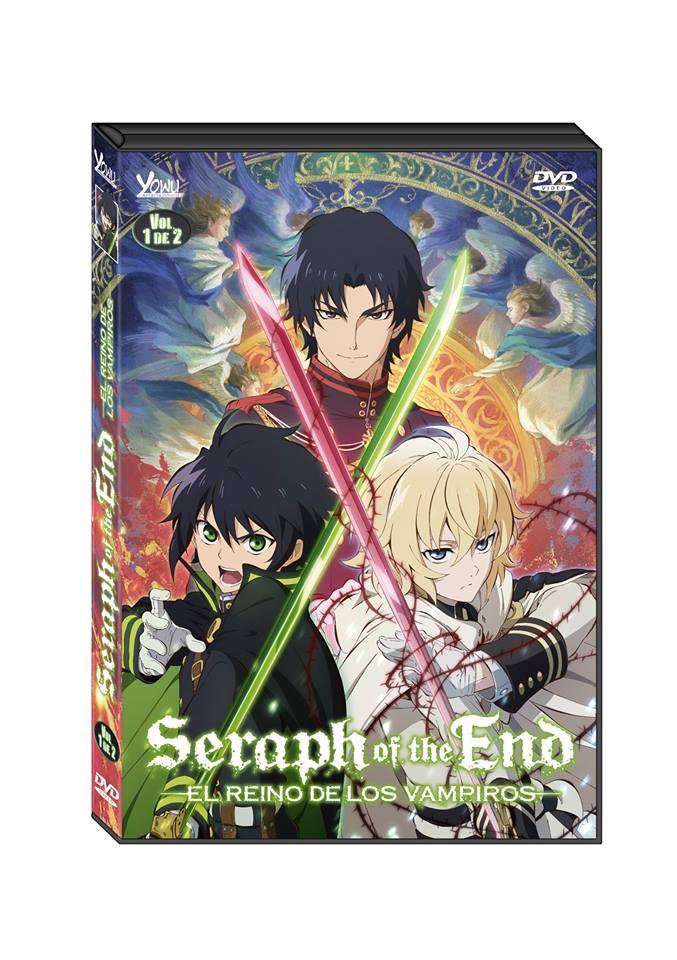 El Reino de los Vampiros DVD 01