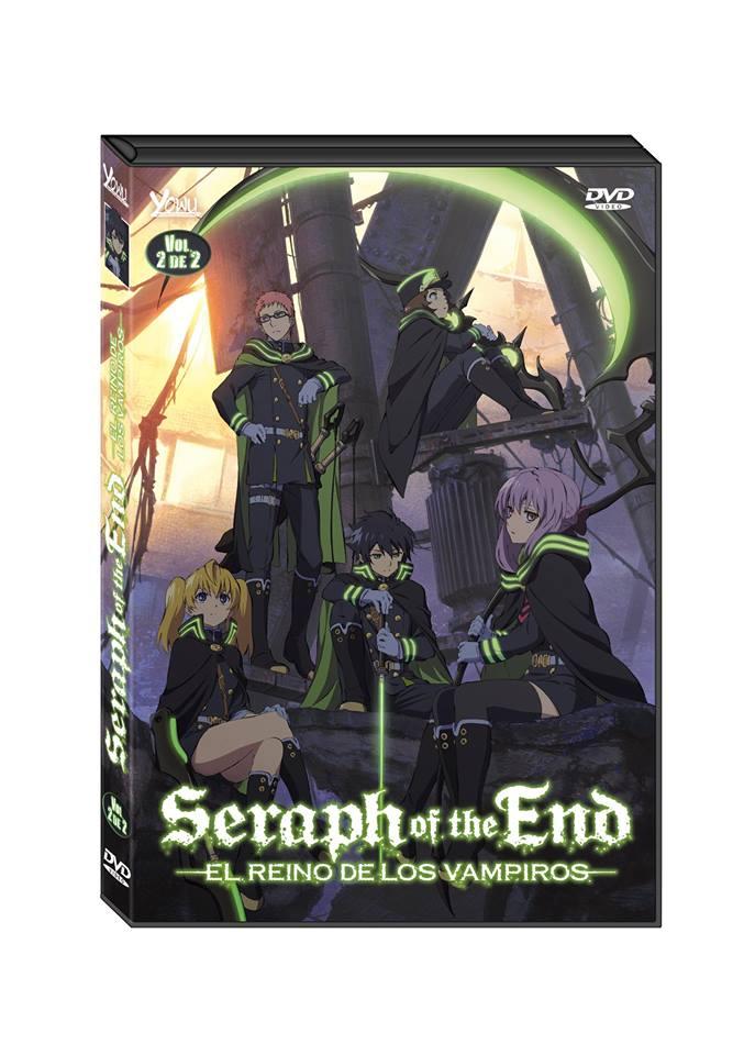 El Reino de los Vampiros DVD 02