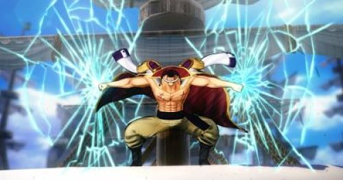 One Piece Burning Marineford