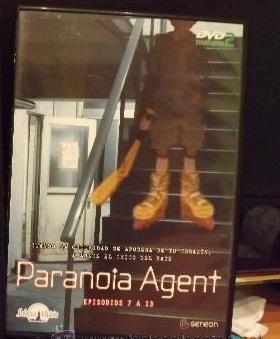 Paranoia Agent, Vol. 02 DVDManga