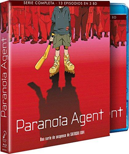 Paranoia Agent BD
