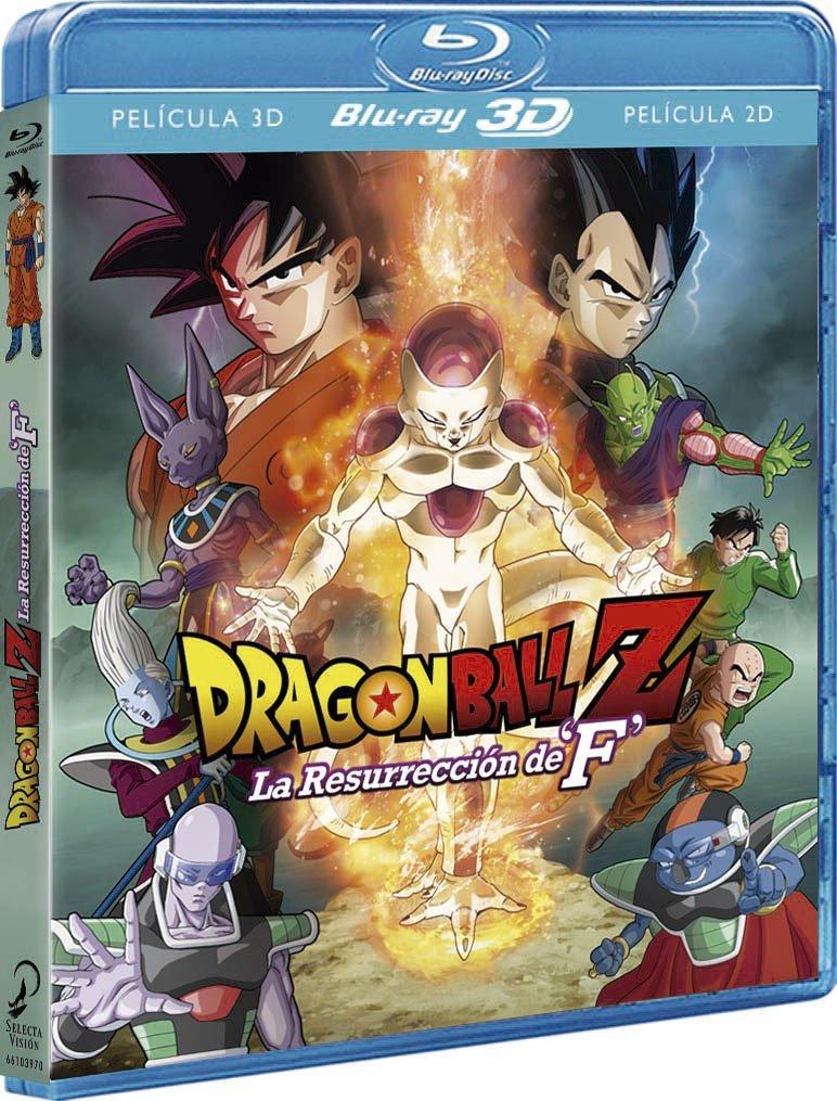 Dragon Ball Z La Resurreción de F BD3D