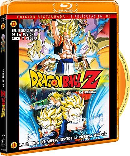 Dragon Ball Z: Las Películas 11 y 12