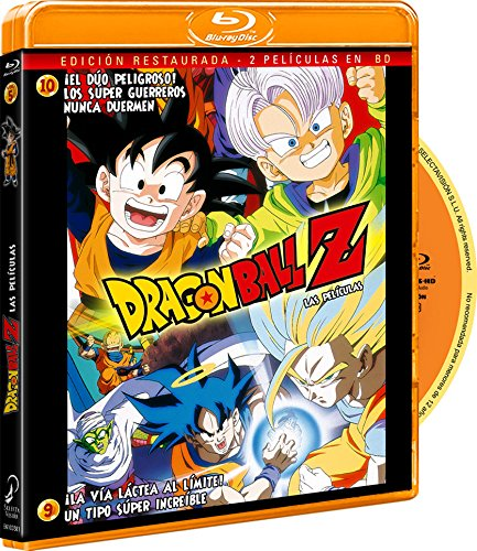 Dragon Ball Z: Las Películas 9 y 10