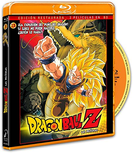 Dragon Ball Z Peli13 BD