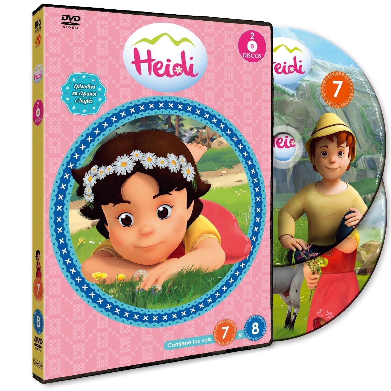Hedi 3D DVD Pack04