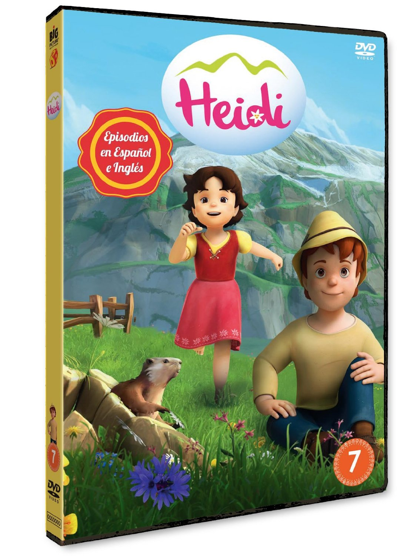 Hedi 3D DVD07