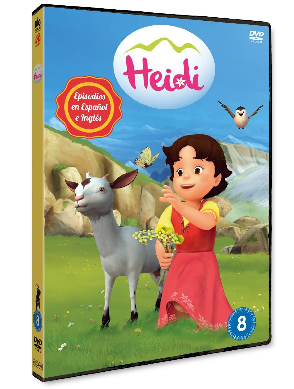 Hedi 3D DVD08