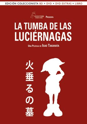 La Tumba de las Luciérnagas (Ed. Coleccionistas Combo)