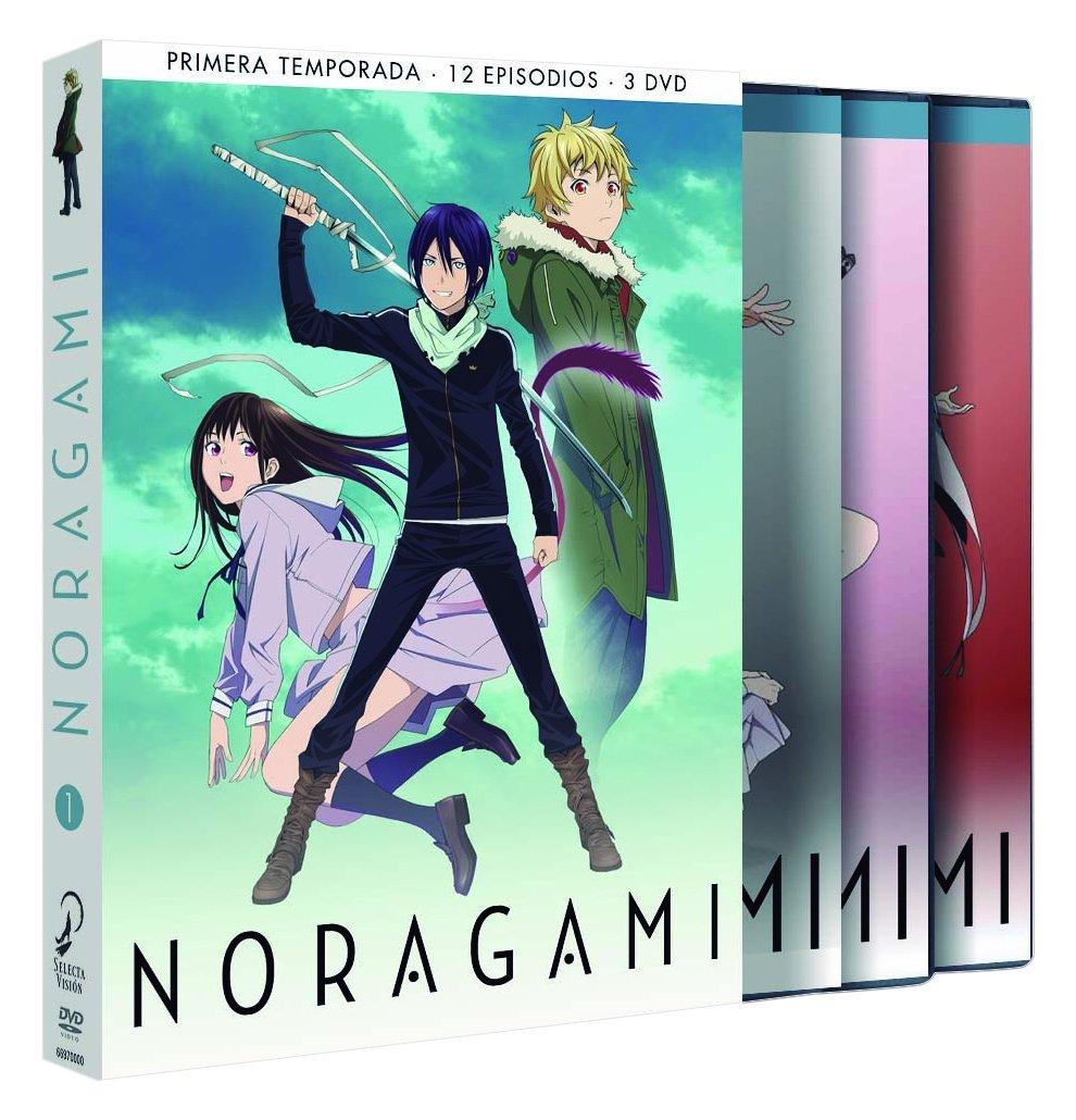 Noragami DVD