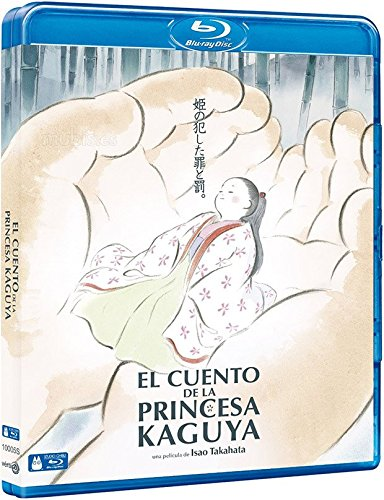 El Cuento de la Princesa Kaguya BD