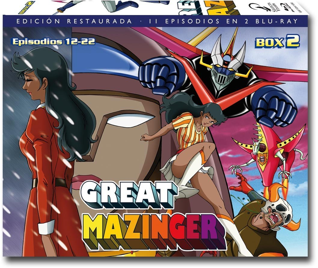 Great Mazinger BD02