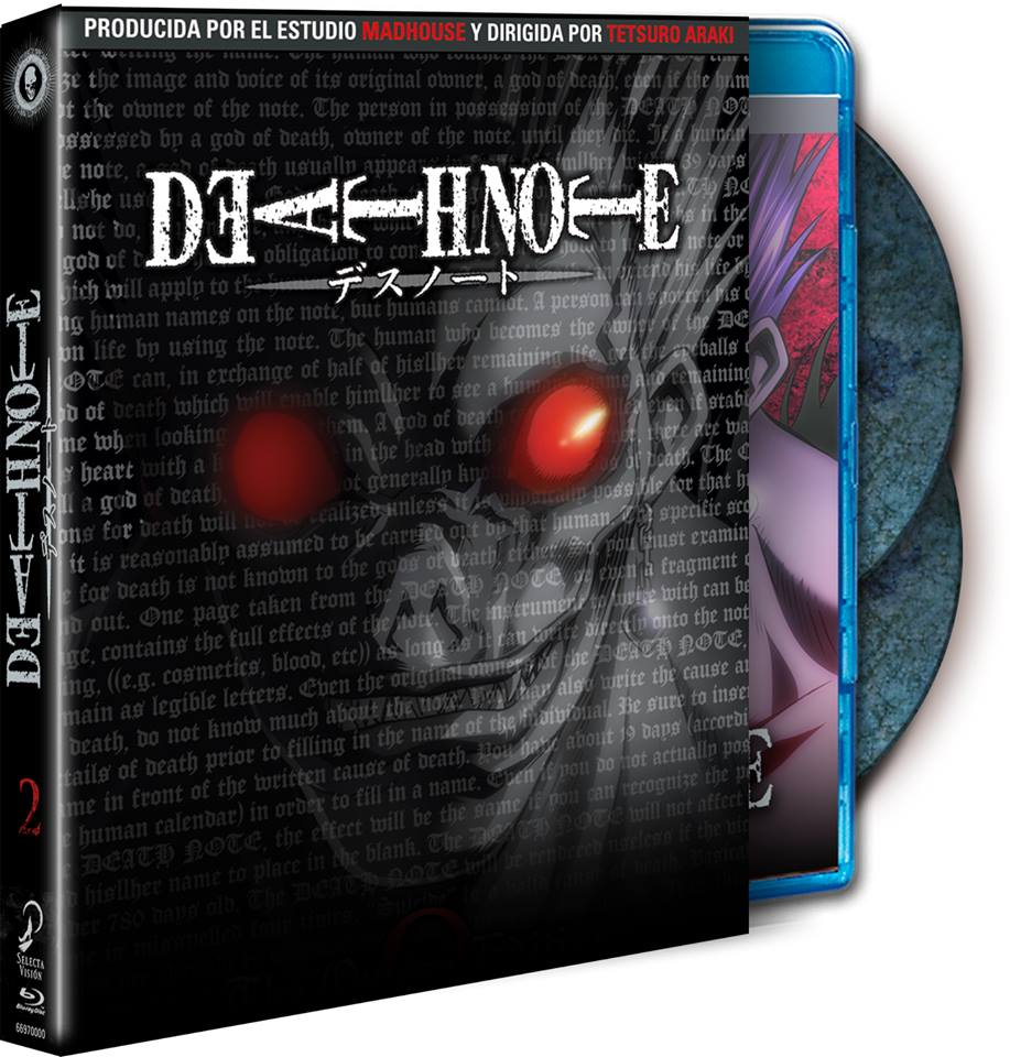 Death Note, Box 02