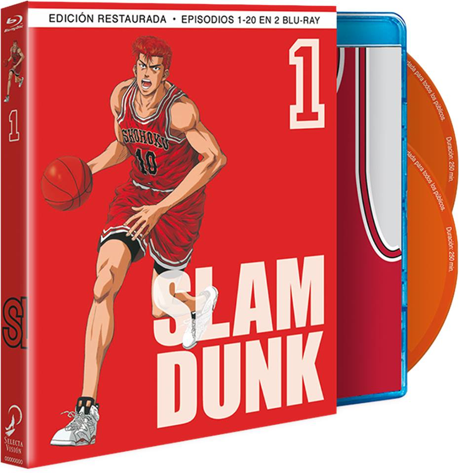 Slam Dunk, Box 01