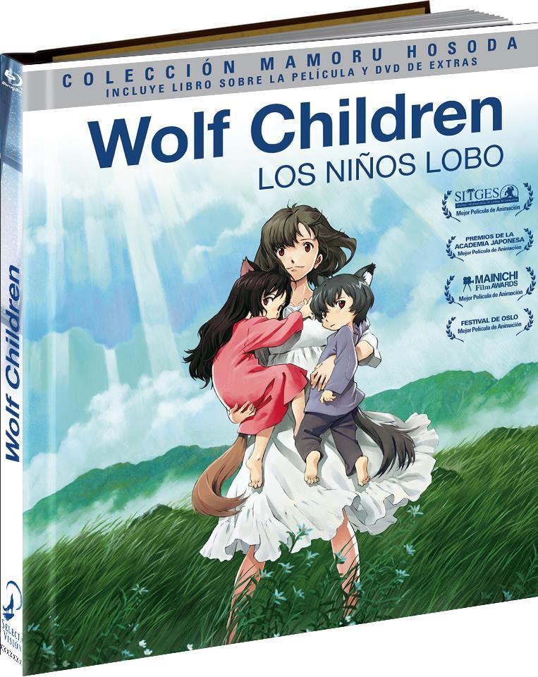 Wolf Children (Digibook)
