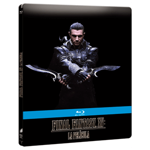 Kingsglaive: Final Fantasy XV (Metal Box)