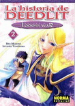 Record of Lodoss War: La Historia de Deedlit