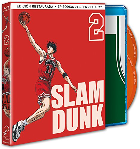 Slam Dunk, Box 02
