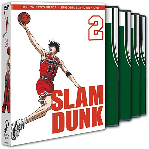 Slam Dunk 02 DVD