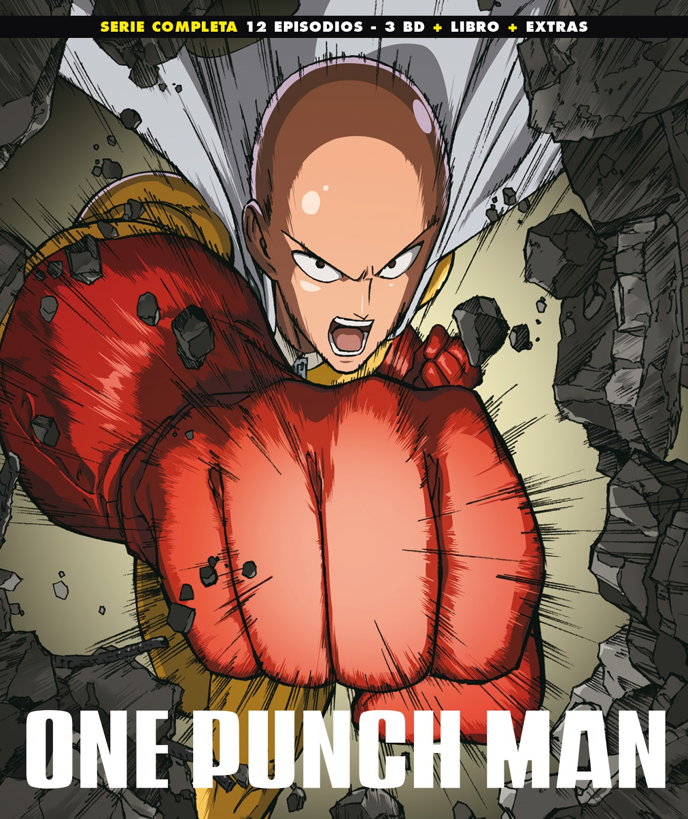 One Punch Man (First Print Edition)