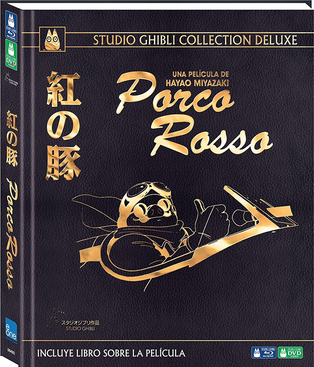 Porco Rosso Deluxe BD
