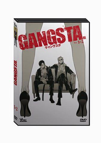 Gansta DVD01