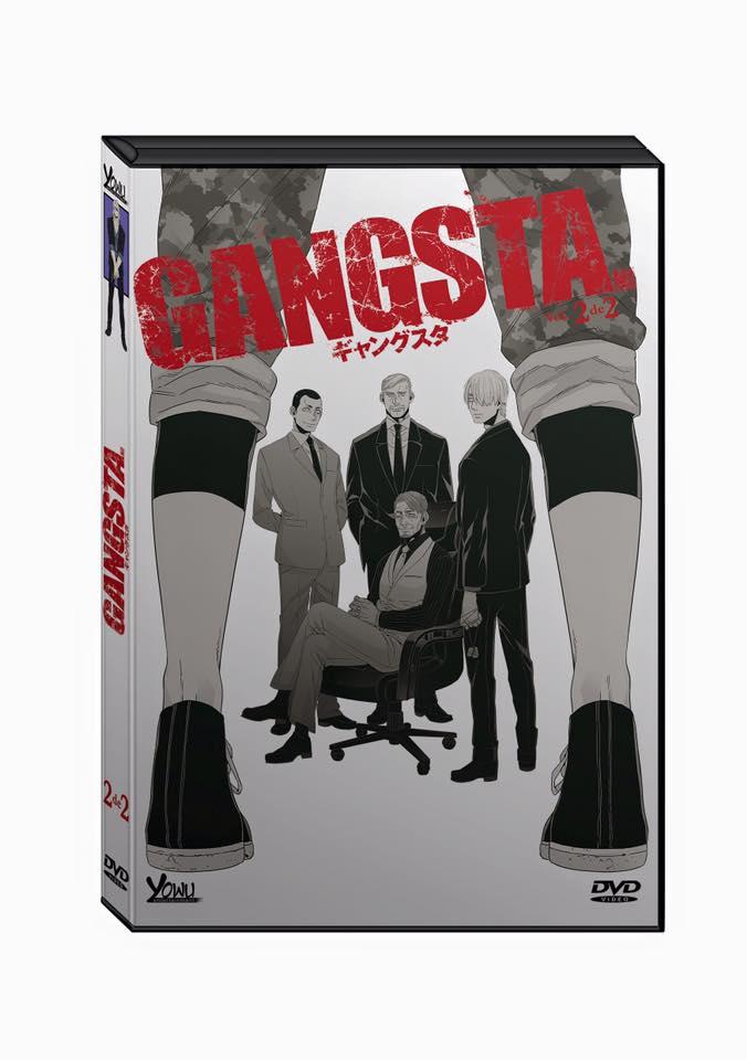 Gansta DVD02