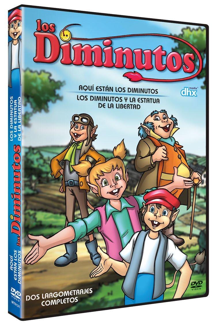 Los Dimuntos Largometrajes DVD