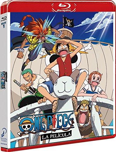 One Piece La Película BD
