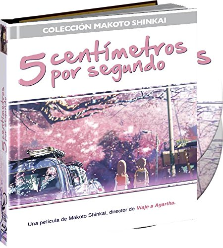 5cm por Segundo Digibook