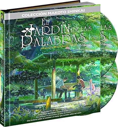 El Jardín de las Palabras (Digibook)