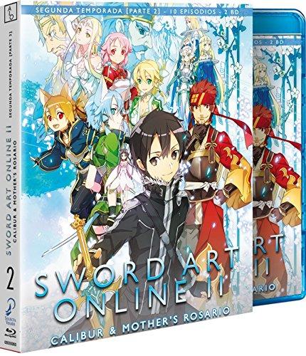 Sword Art Online II Parte 2 BD Eco