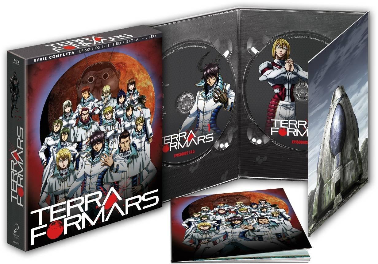 Terra Formars (Edición Coleccionista)
