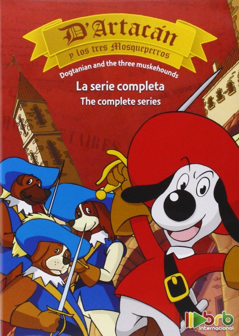 Dartacan Serie Completa DVD