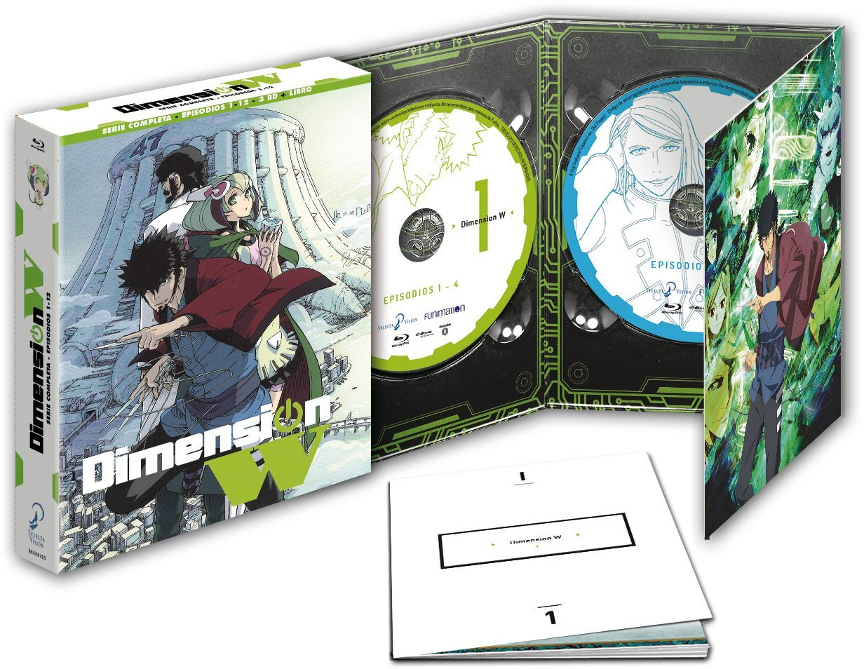 Dimension W (First Print Edition)