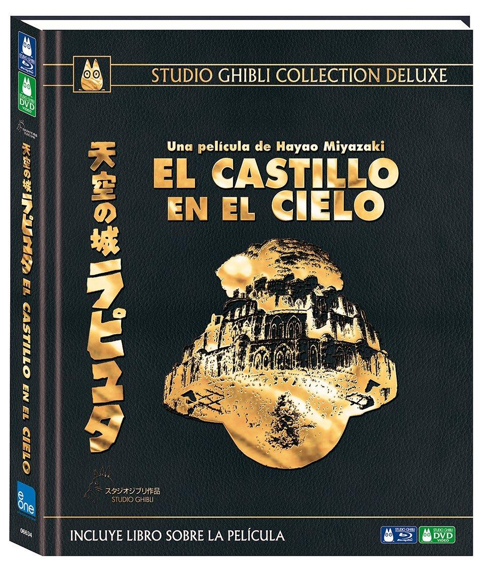 El Castillo en el Cielo Deluxe BD